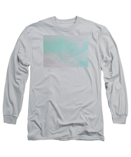 What's The Next Step? Long Sleeve T-Shirt by Min Zou