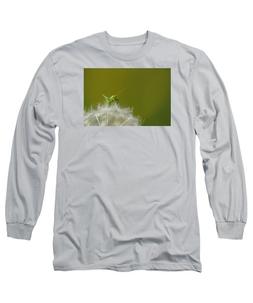 Long Sleeve T-Shirt featuring the photograph What's The Time.... by Richard Patmore