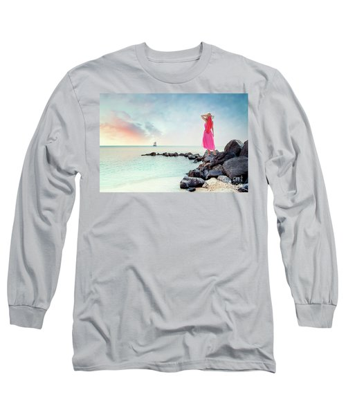 When My Dreamboat Comes Home Long Sleeve T-Shirt