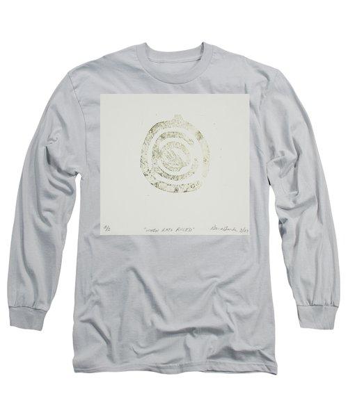 When Rats Ruled #1 Long Sleeve T-Shirt