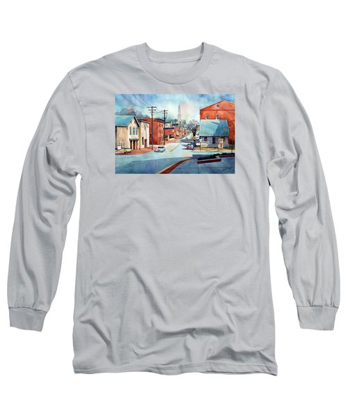 When The Fog Lifts Long Sleeve T-Shirt