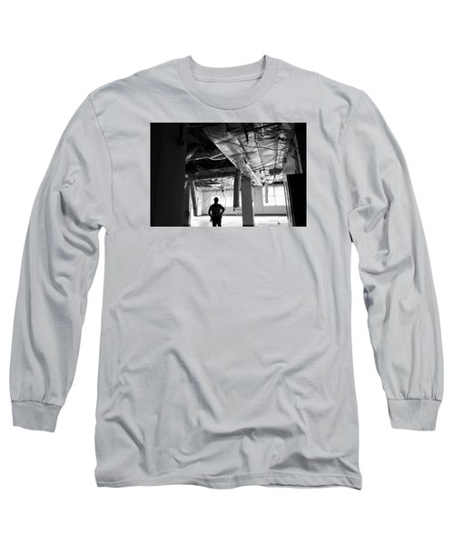 Where To Go From Here Long Sleeve T-Shirt
