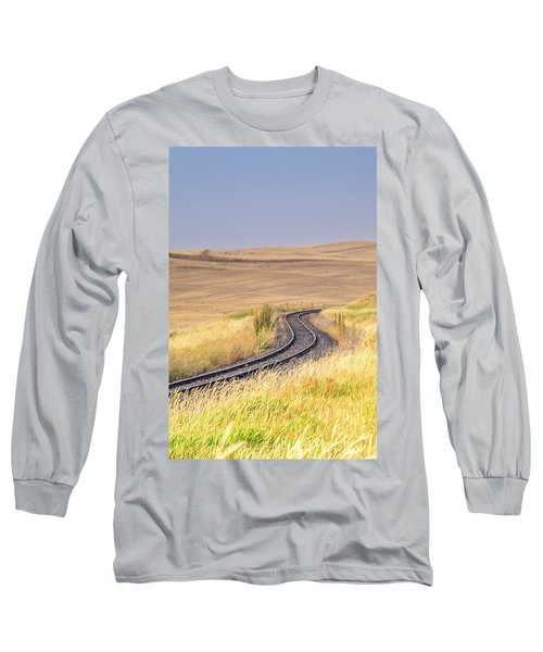 Where To? Long Sleeve T-Shirt