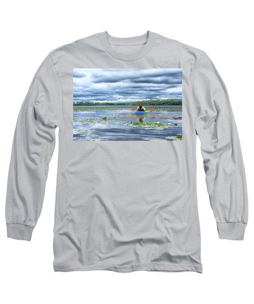 Where We Belong Long Sleeve T-Shirt