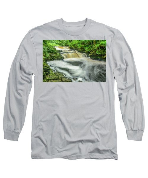 Whirls 'n Swirls  Long Sleeve T-Shirt