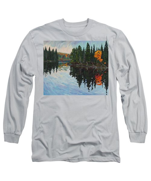 Whiskey Jack Bay Long Sleeve T-Shirt