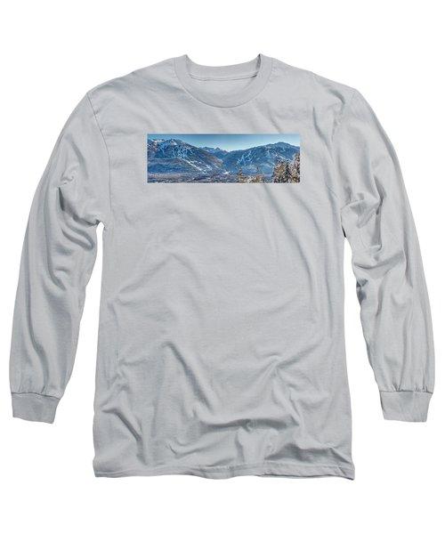 Whistler Blackcomb Ski Resort Long Sleeve T-Shirt