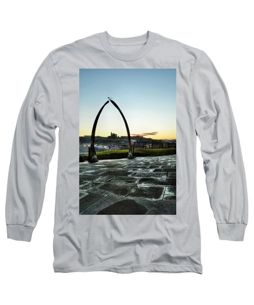 Whitby Whalebone Frost Long Sleeve T-Shirt