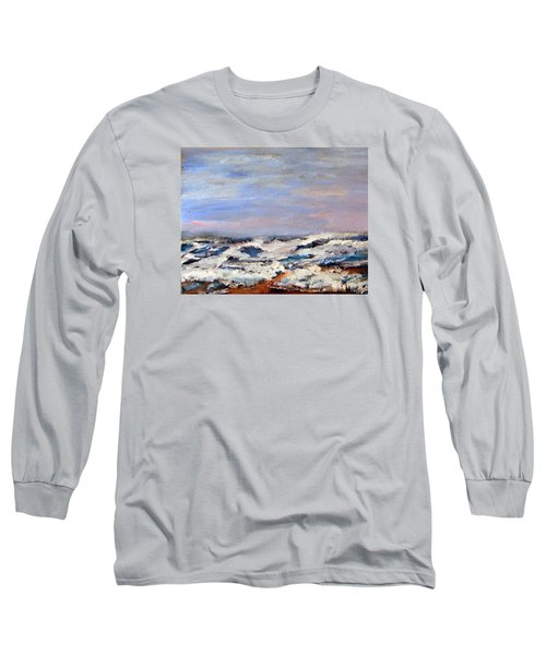 White Caps Long Sleeve T-Shirt
