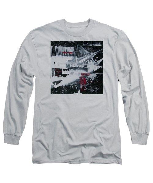 White Noise #1 Long Sleeve T-Shirt