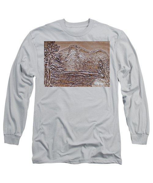 Whiteface Mountain Long Sleeve T-Shirt