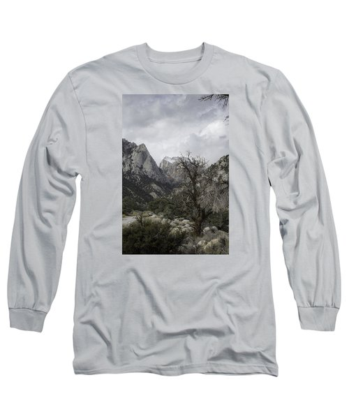 Whitney Portal Long Sleeve T-Shirt