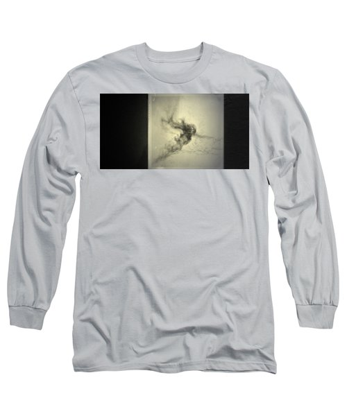 Long Sleeve T-Shirt featuring the photograph Who Follows You by Mark Ross