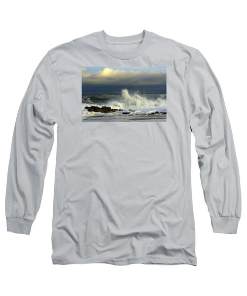 Wild Waves Long Sleeve T-Shirt
