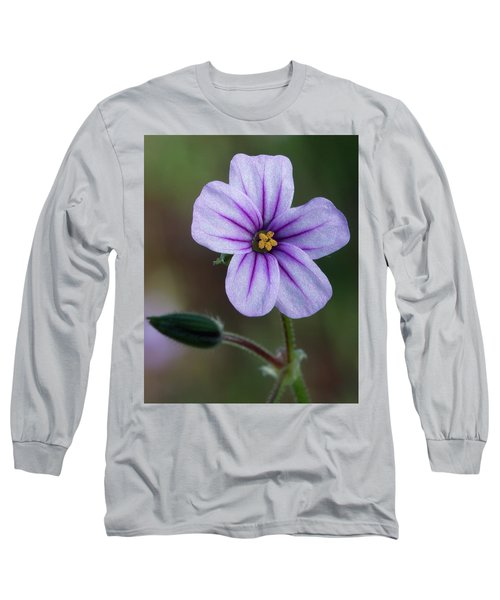 Wilderness Flower 3 Long Sleeve T-Shirt