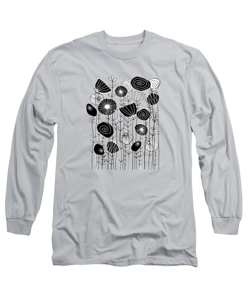 Wildflowers Grow Free Long Sleeve T-Shirt