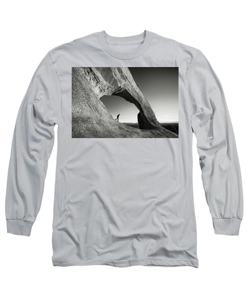 Wilson Arch Long Sleeve T-Shirt