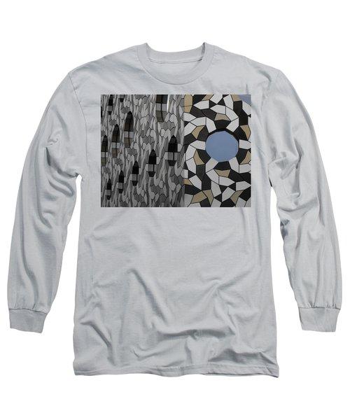Windows Greenwich 01 Long Sleeve T-Shirt