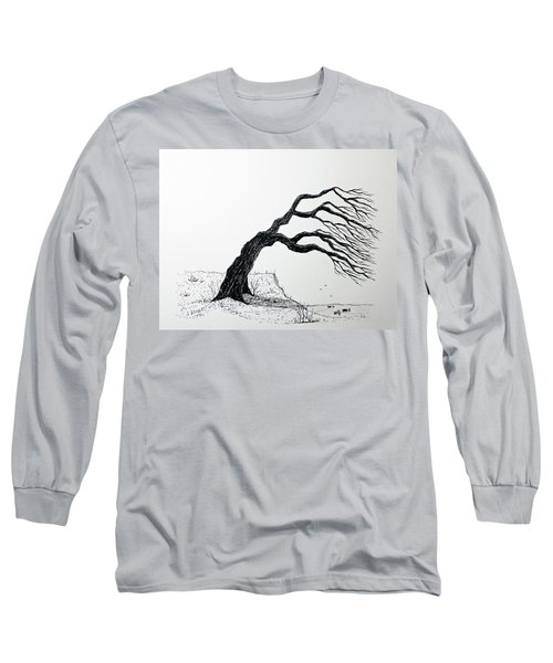 Windy Guide Long Sleeve T-Shirt