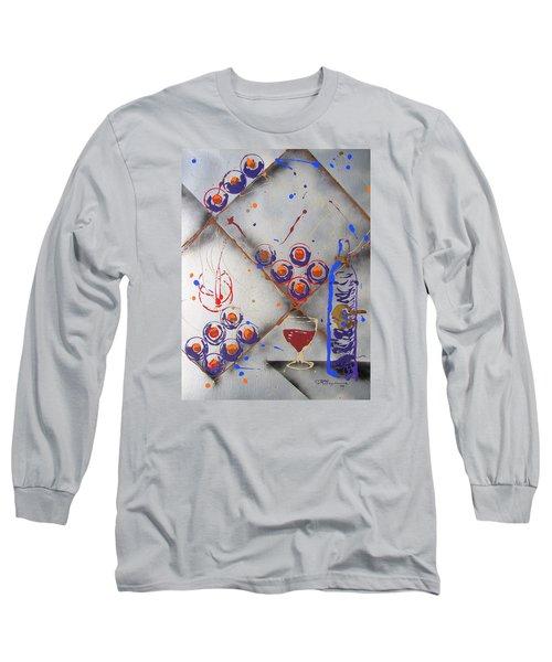 Wine Connoisseur Long Sleeve T-Shirt