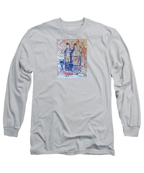 Wine Jugs Long Sleeve T-Shirt