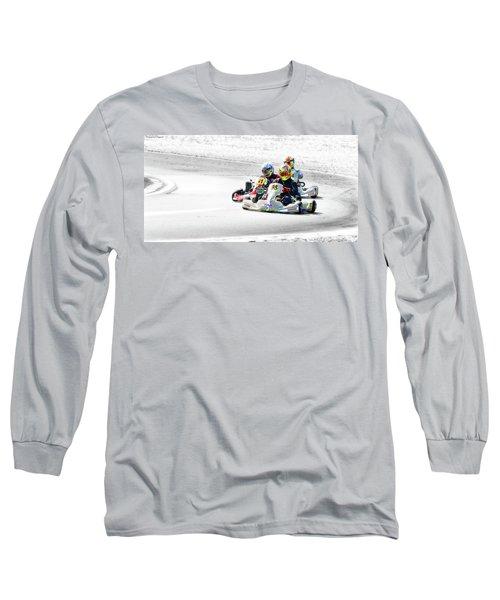 Wingham Go Karts 04 Long Sleeve T-Shirt