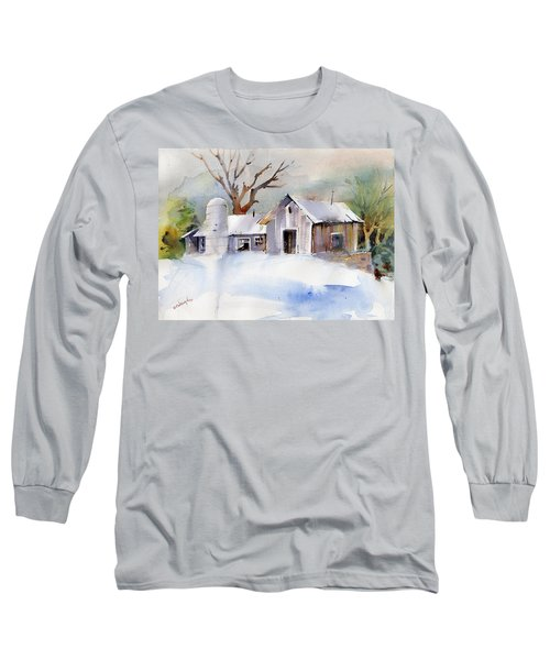 Winter Barn Long Sleeve T-Shirt