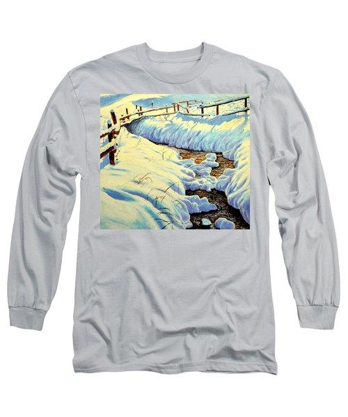 Winter Brook Long Sleeve T-Shirt