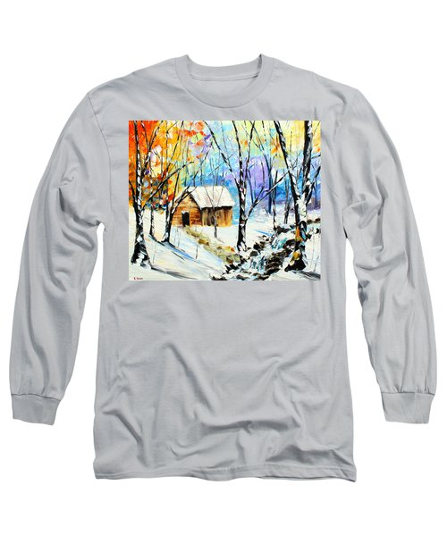 Winter Colors Long Sleeve T-Shirt