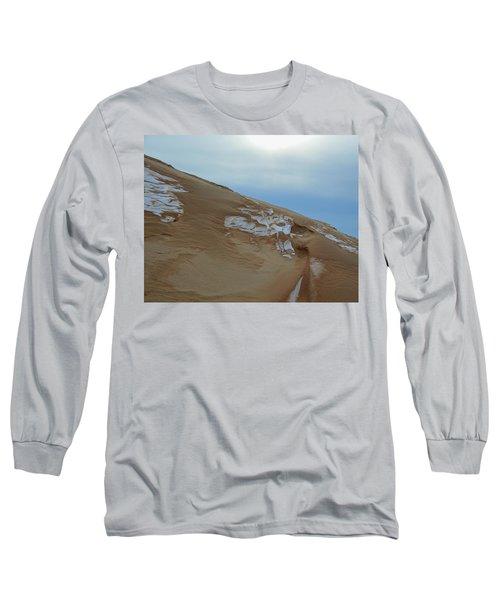 Winter Dune Long Sleeve T-Shirt