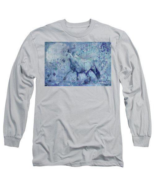 Winter Flurry Long Sleeve T-Shirt