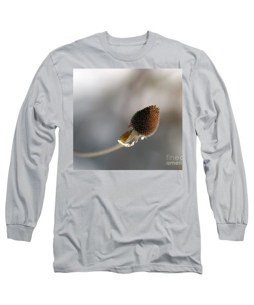 Winter Is Lurking Long Sleeve T-Shirt by Irma BACKELANT GALLERIES