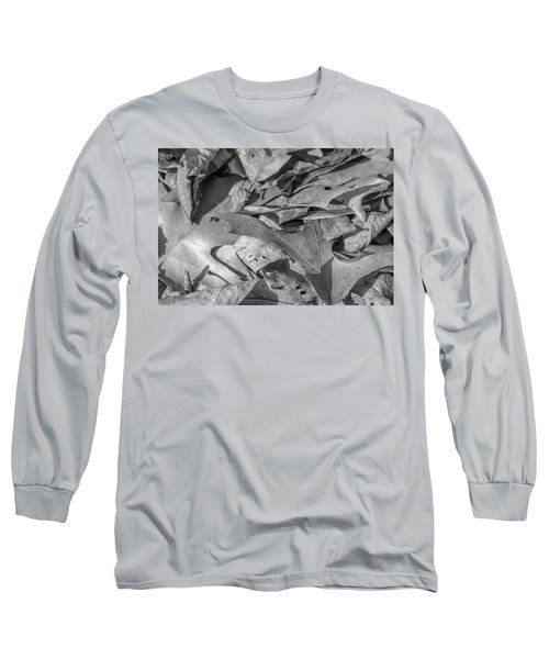 Winter Leaves Long Sleeve T-Shirt
