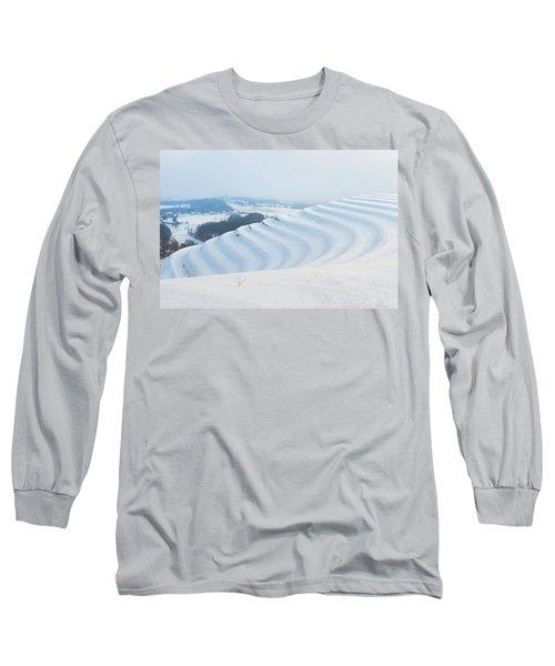Winter Lines Long Sleeve T-Shirt