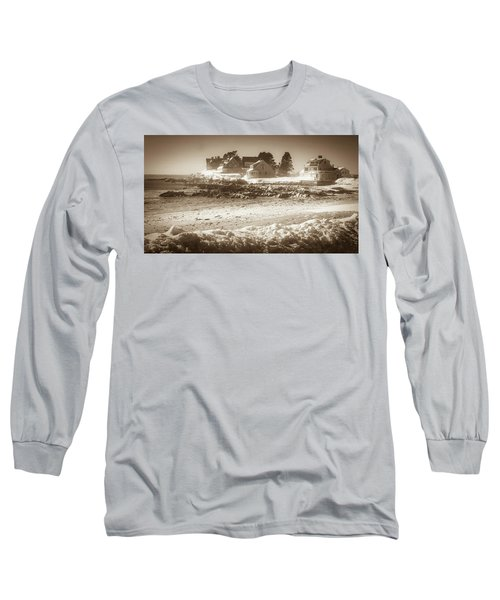 Winter - Lord's Point - Kennebunk Long Sleeve T-Shirt