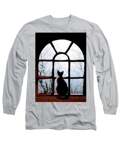 Winter Musing Long Sleeve T-Shirt