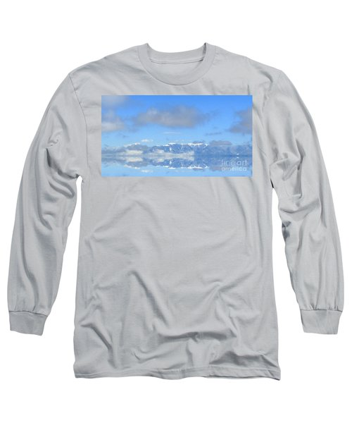 Winter On The Lake Long Sleeve T-Shirt