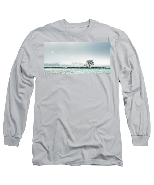Winter On The Mendips Long Sleeve T-Shirt