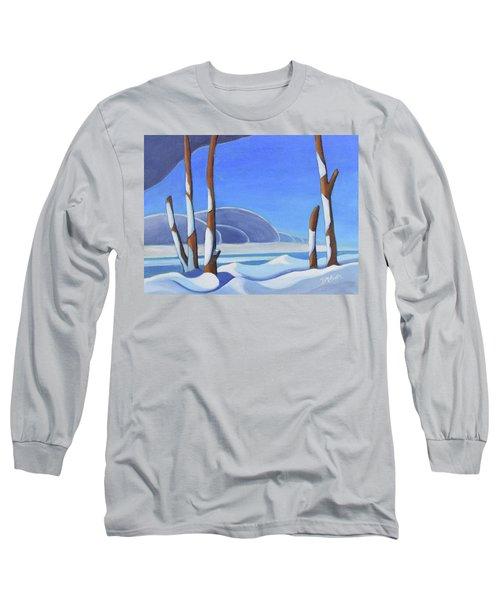 Winter Solace II Long Sleeve T-Shirt