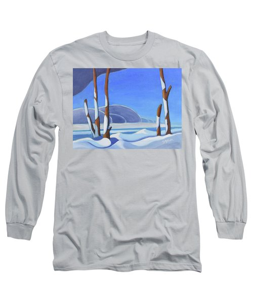 Winter Solace II Long Sleeve T-Shirt