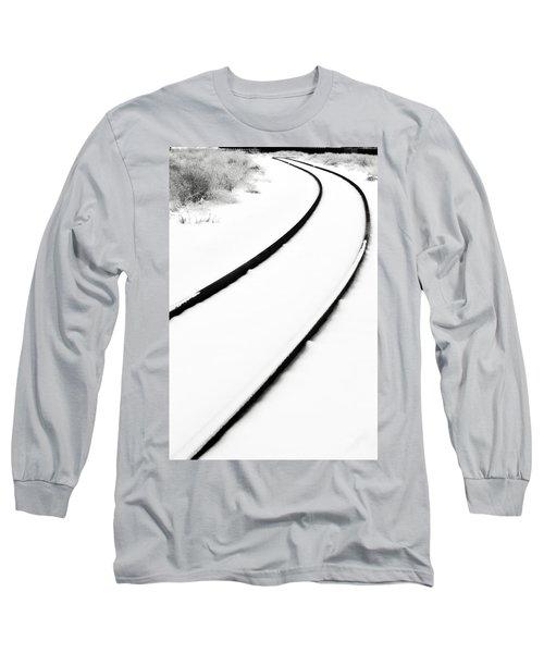 Winter Tracks Long Sleeve T-Shirt