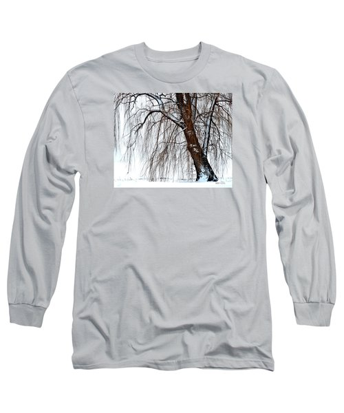 Winter Willow Long Sleeve T-Shirt