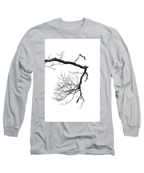 Long Sleeve T-Shirt featuring the photograph Wintered Over by Skip Willits