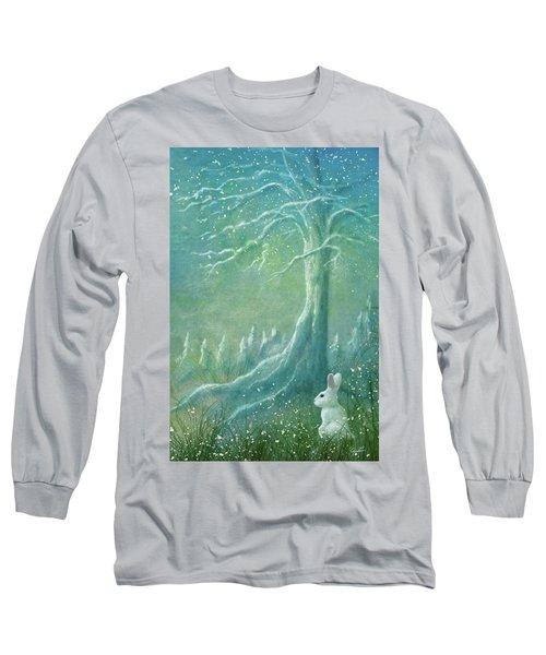 Winters Coming Long Sleeve T-Shirt