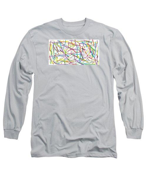 Wish -25 Long Sleeve T-Shirt by Mirfarhad Moghimi