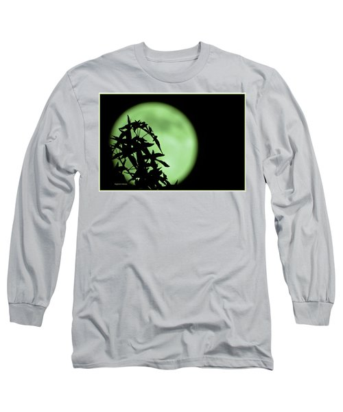 Long Sleeve T-Shirt featuring the photograph Witching Hour by DigiArt Diaries by Vicky B Fuller
