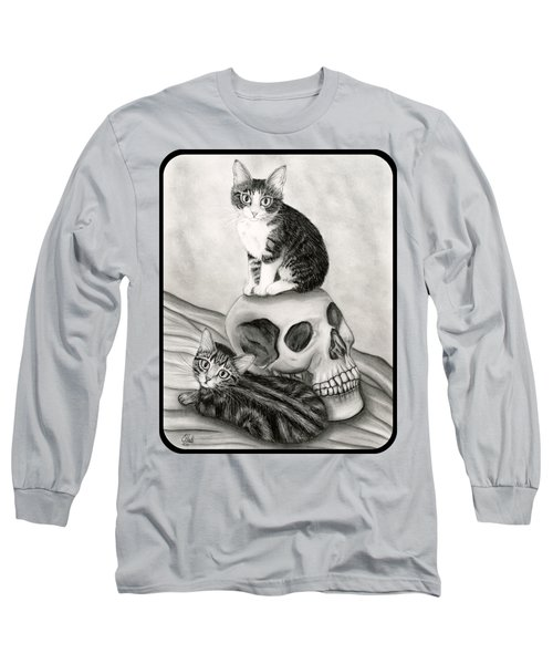 Witch's Kittens Long Sleeve T-Shirt