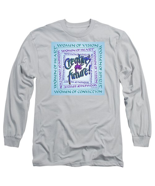 Women Of Vision Long Sleeve T-Shirt