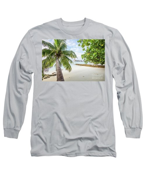 Long Sleeve T-Shirt featuring the photograph Wonderful View by Hannes Cmarits