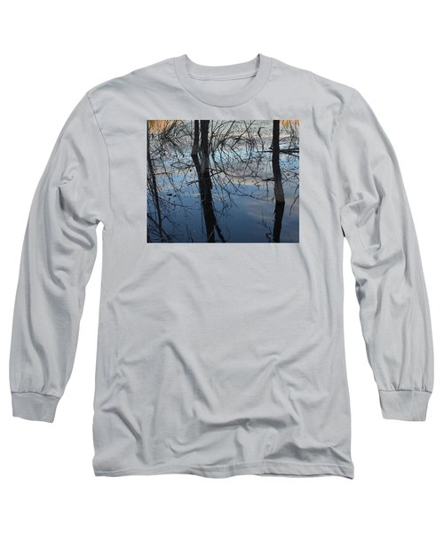 Woodland Pond Long Sleeve T-Shirt